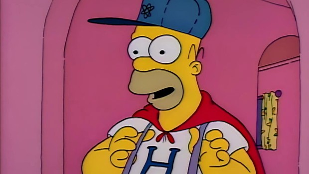 The Simpsons - Dancin' Homer