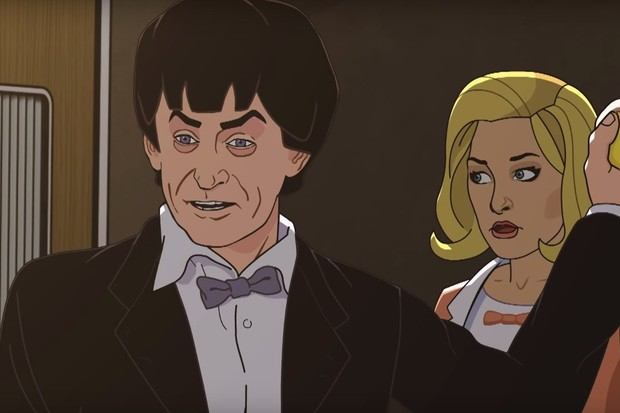 Doctor Who: The Faceless Ones (animation)