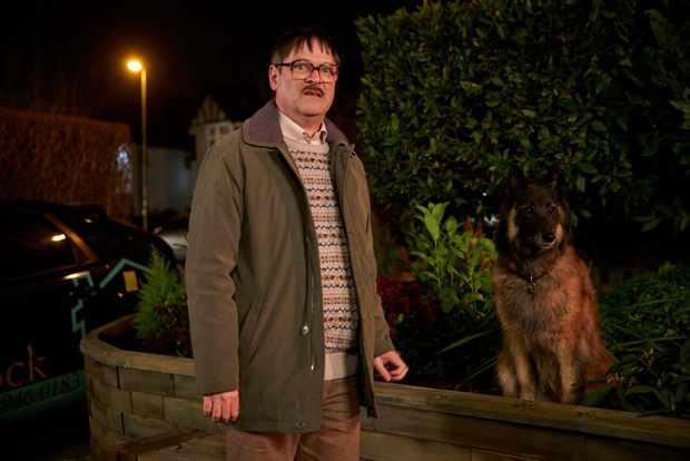 Friday Night Dinner - Jim and Wilson