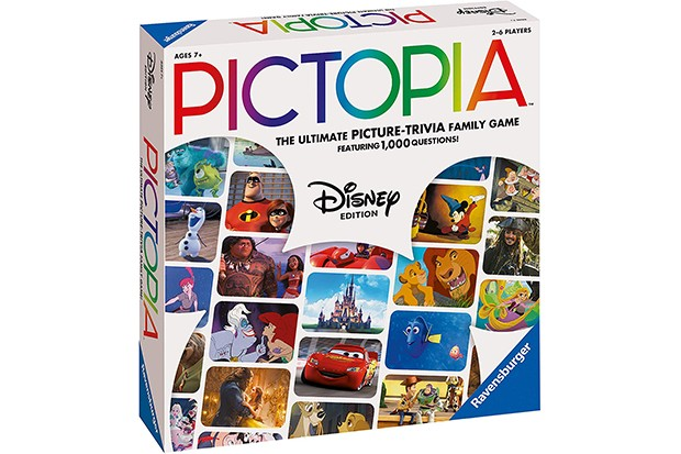 Pictopia: Disney Edition board game