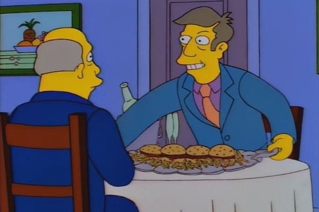 The Simpsons - Steamed Hams
