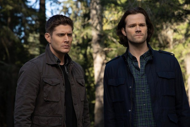When will Supernatural's last episodes air?