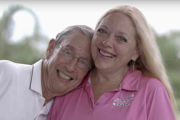 Tiger King: Carole and Howard Baskin