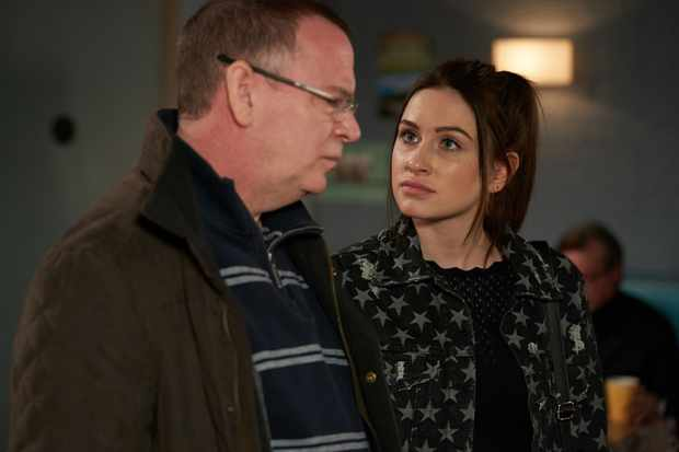 """Dotty wants to make Ian suffer!"" EastEnders' Milly Zero on blackmail plot"