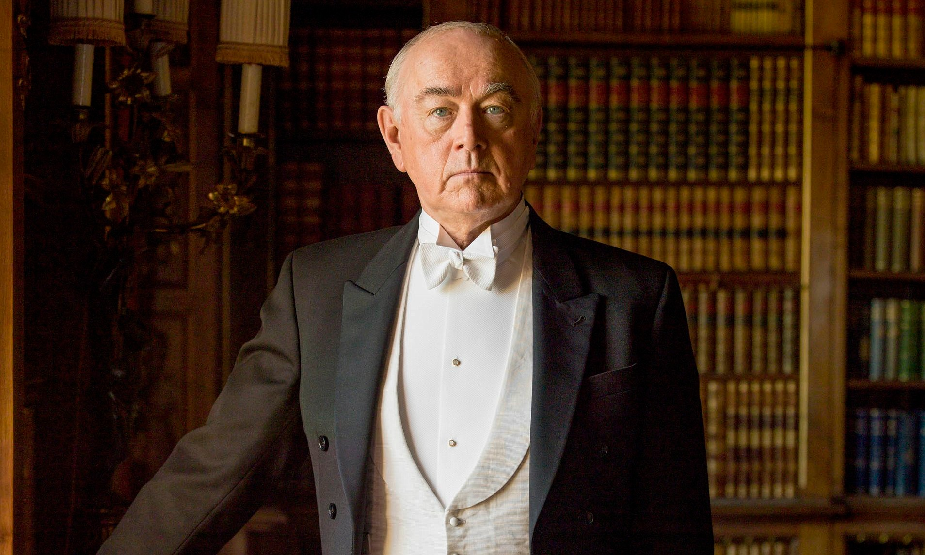 Peter Egan in Downton Abbey