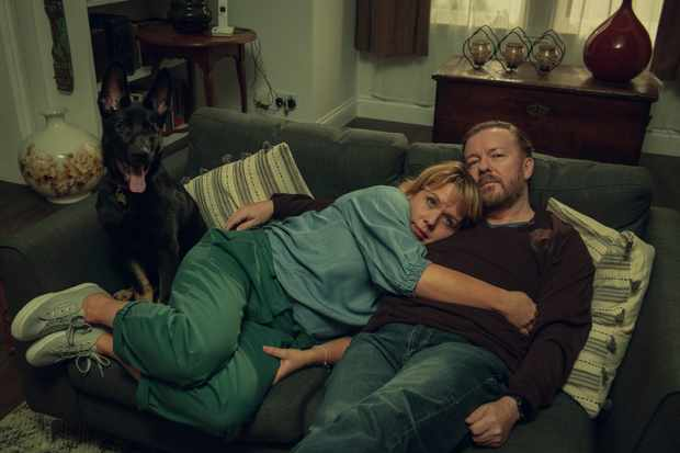 Kerry Godliman in After Life
