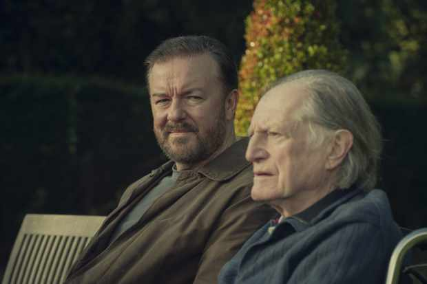 David Bradley in After Life