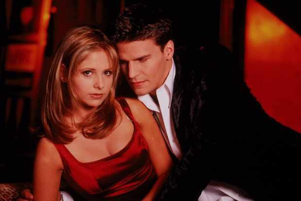 Buffy Angel