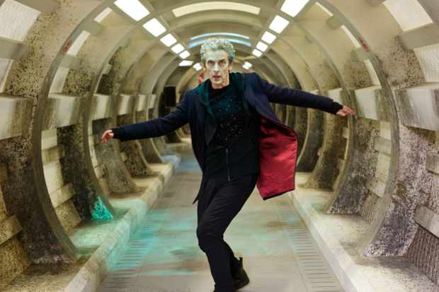 Peter Capaldi in Doctor Who (BBC)