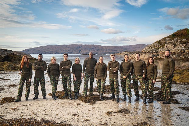 Celebrity SAS: Who Dares Wins