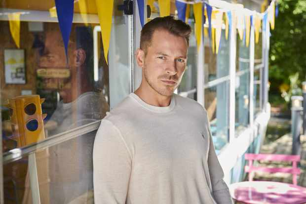 Hollyoaks Ashley Taylor Dawson