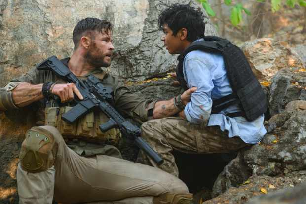 When is Extraction released on Netflix? - Radio Times