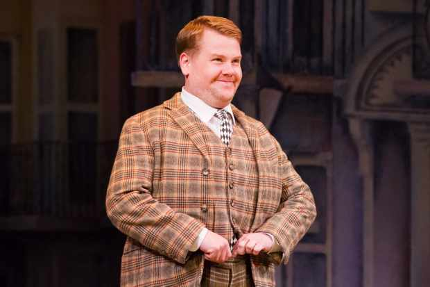 """""""One Man, Two Guvnors"""" Opening Night - Arrivals & Curtain Call"""