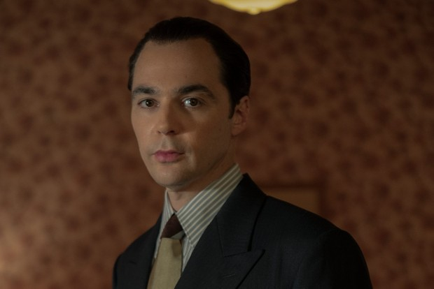 Jim Parsons plays Henry Wilson in Hollywood