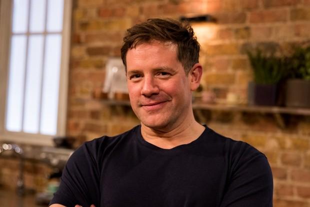 Matt Tebbutt hosts Daily Kitchen Live and Saturday Kitchen on BBC One
