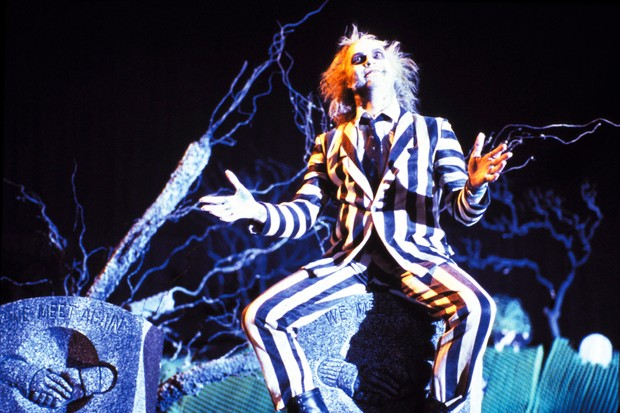 Beetlejuice  Michael Keaton  © Warner Brothers International