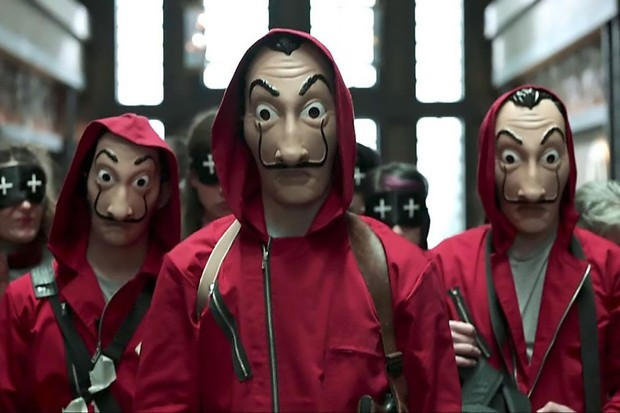 Money Heist season 5 | Netflix confirms show will return for a ...
