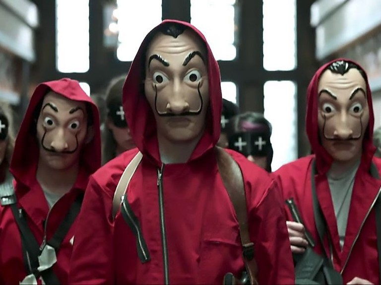 Money Heist season 5 on Netflix - will there be a part 5 of La ...