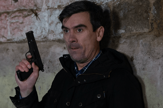 Jeff Hordley reveals his favourite Cain Dingle moments as he marks 20 years in Emmerdale