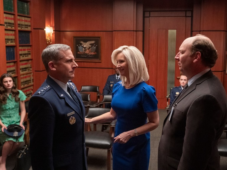 Netflix's Space Force release date   Steve Carrell's new series ...