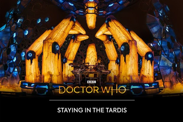 Doctor Who launches Staying In the TARDIS site with weekly challenges for kids