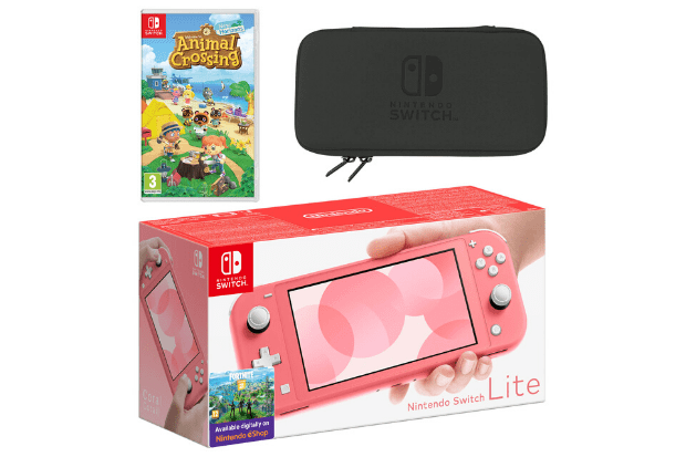 Nintendo Switch Lite Bundles Available With Animal Crossing