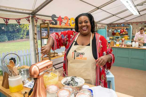 The Great Stand Up To Cancer Bake Off Ep4 Alison Hammond