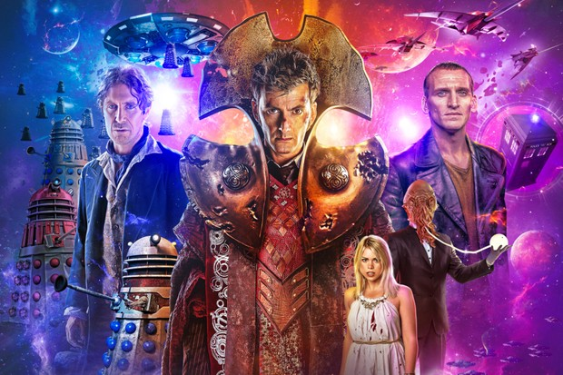 Doctor Who | Time Lord Victorious release schedule - full list - Radio Times