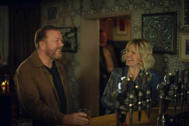 After Life – Ricky Gervais, Ashley Jensen