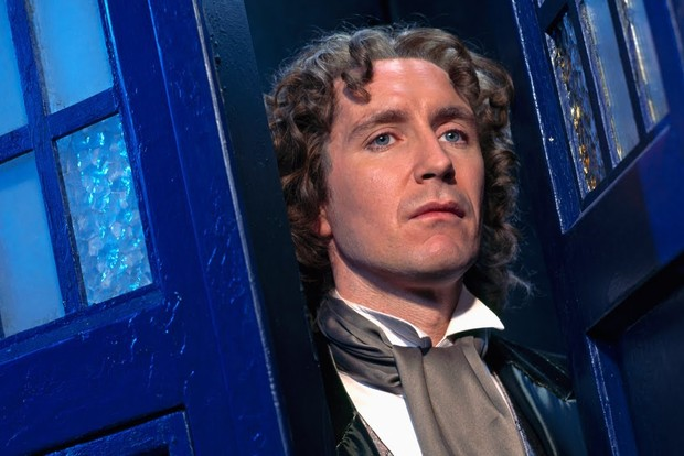 Doctor Who - Paul McGann