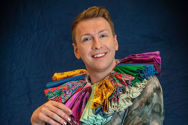 The Great British Sewing Bee Joe Lycett