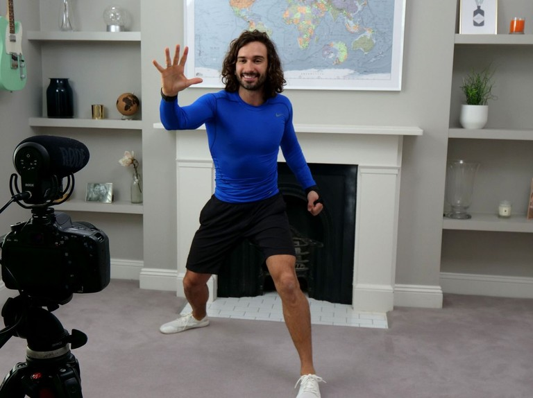 How to watch Joe Wicks PE classes at 9am online - Radio Times