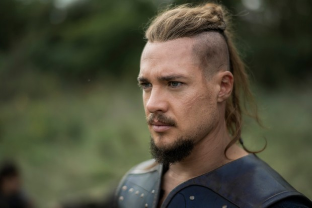 Alexander Dreymon in The Last Kingdom (Netflix)