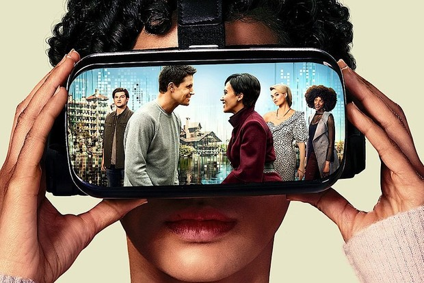 Upload (Amazon Prime Video) - poster