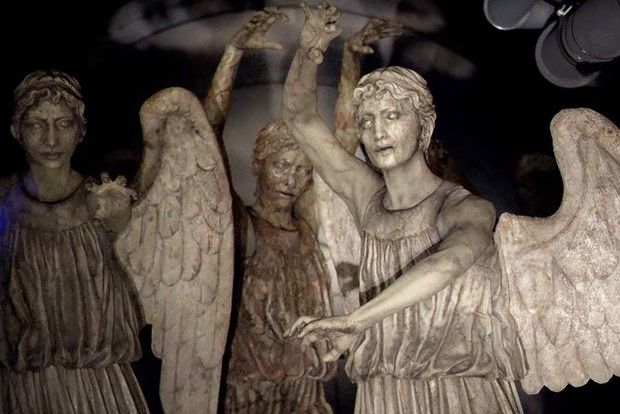 Doctor Who – Weeping Angels