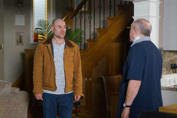 Tim starts to doubt Geoff in Coronation Street - Ian Bartholomew on the next twist for the Metcalfes