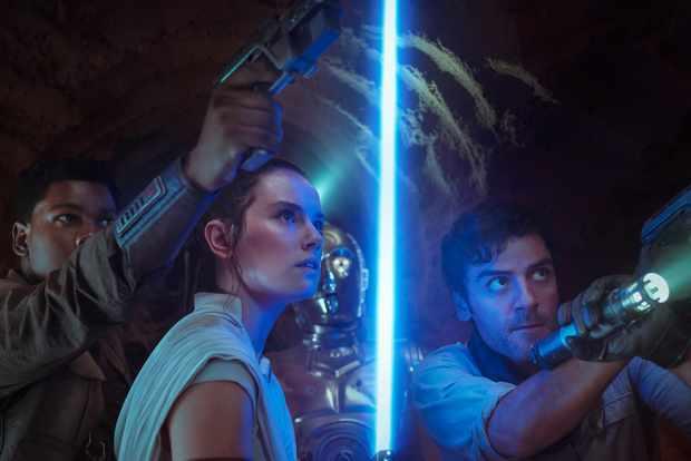 Star Wars - Rise Of The Skywalker