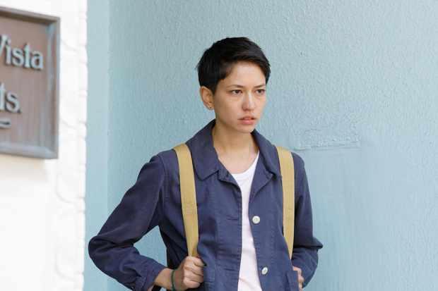 Programme Name: Devs - TX: n/a - Episode: Devs - ep 8 (No. 8) - Picture Shows:  Lily Chan (SONOYA MIZUNO) - (C) FX Networks - Photographer: Raymond Liu
