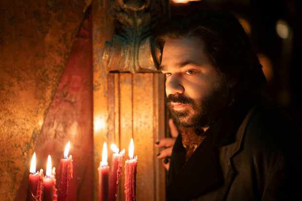 Programme Name: What We Do In The Shadows S2 - TX: n/a - Episode: What We Do In The Shadows S2 - Ghosts (No. 2) - Picture Shows:  Laszlo (MATT BERRY) - (C) FX Productions - Photographer: FX