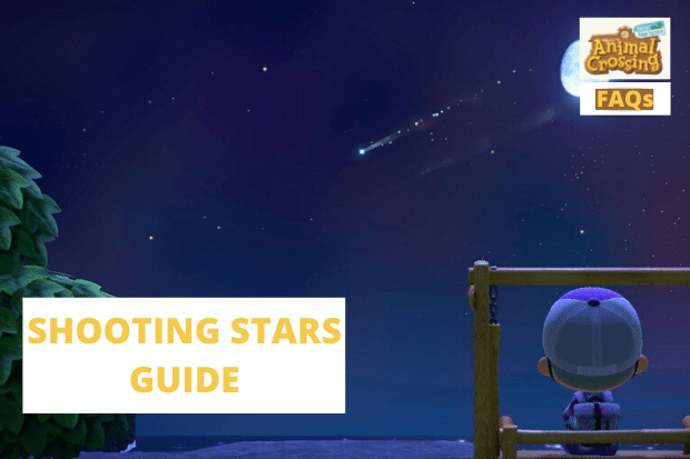 Animal Crossing Shooting Stars Meteor Showers Star Fragments Wands Radio Times