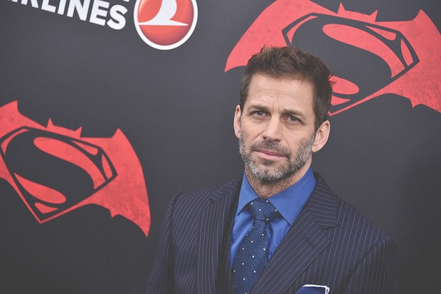 Zack Snyder (Getty)