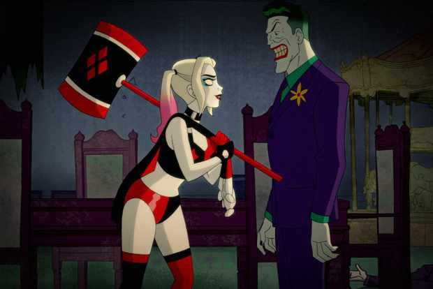 Harley Quinn S1 Ep1