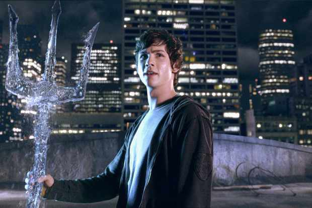 Percy Jackson star Logan Lerman