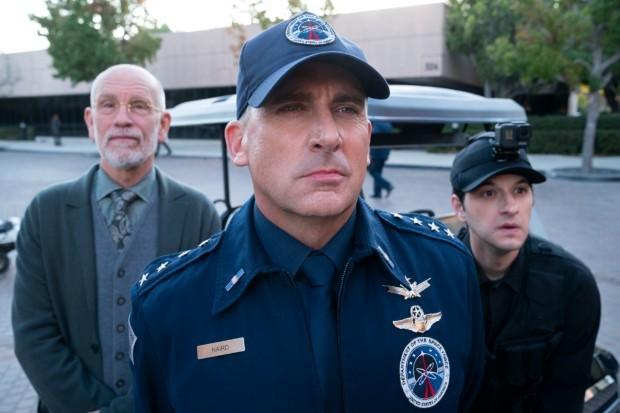 Meet the cast of Steve Carell's Netflix comedy Space Force