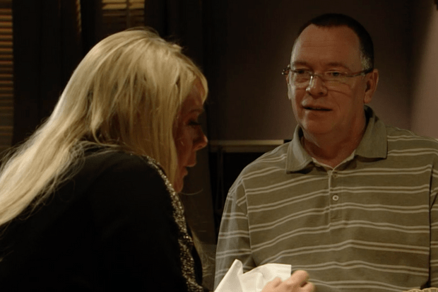 Ian fancying Sharon in EastEnders feels wrong - but also weirdly right…