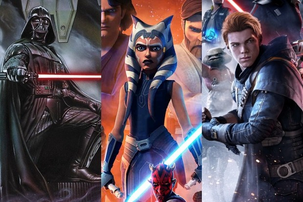 Best Star Wars Tv Shows Games Books What To Watch After The Films Radio Times