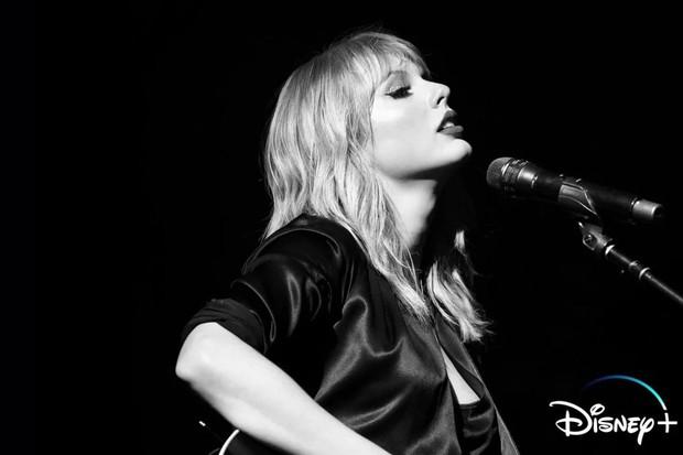 Taylor Swift's concert on Disney Plus