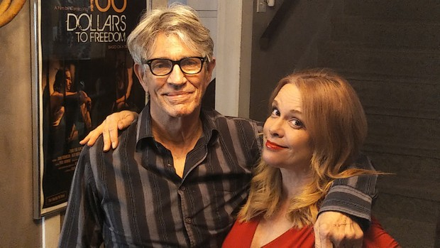 Eric Roberts and Chase Masterson - Big Finish