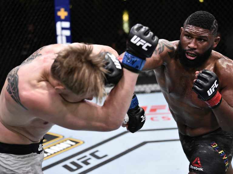 UFC schedule 2020 | Fights and events coming up - Radio Times