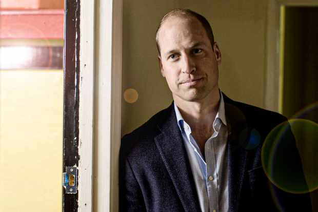 WARNING: Embargoed for publication until 00:00:01 on 19/05/2020 - Programme Name: Football, Prince William and our Mental Health - TX: 28/05/2020 - Episode: n/a (No. n/a) - Picture Shows:  HRH The Duke of Cambridge - (C) Goalhanger Films - Photographer: grab